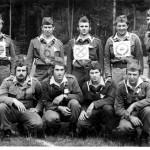 Kostelec n. Černými lesy – 1974.