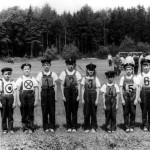 Dětstké družstvo – 1972