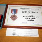 Vyznamenání
